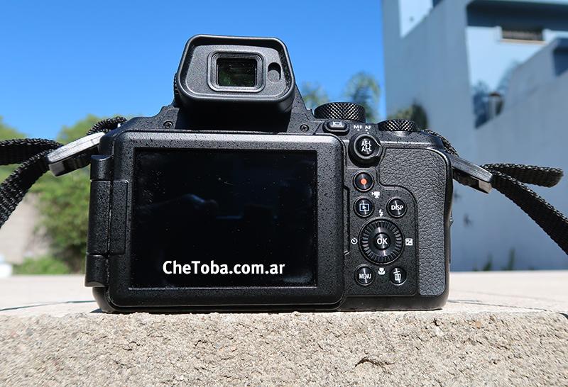 Cómo setear la Nikon P950 o P900