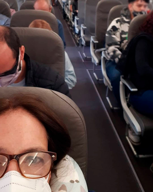 Crónica de Vuelo Córdoba Ezeiza - JetSMART