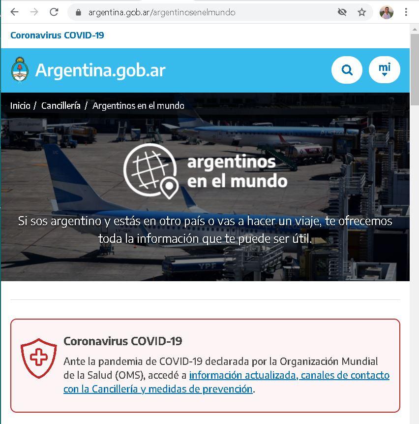 Argentinos por el mundo