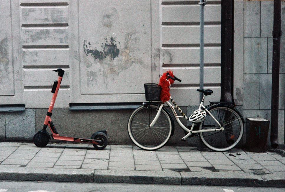Seguros para Bici y Monopatin