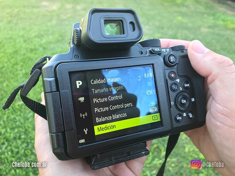 fotos de naturaleza en Clave Alta Nikon P950