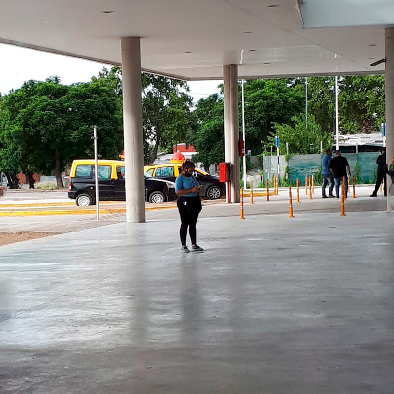 Taxis Terminal Dellepiane
