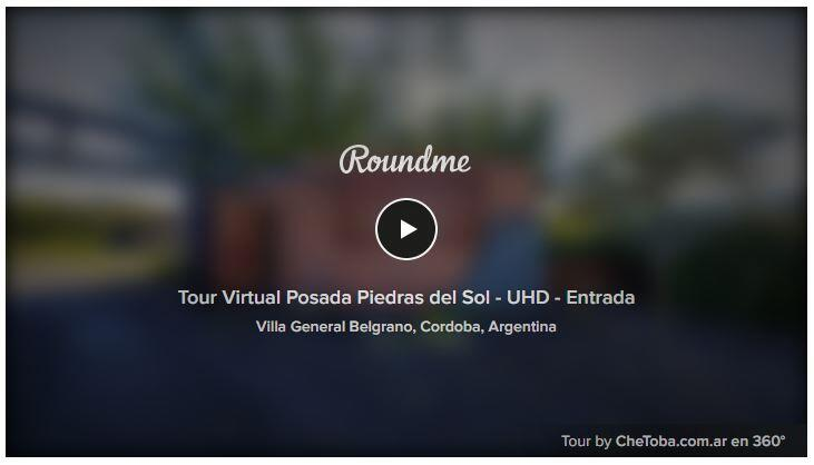 Servicio de fotografía 360° en Córdoba y resto del país
