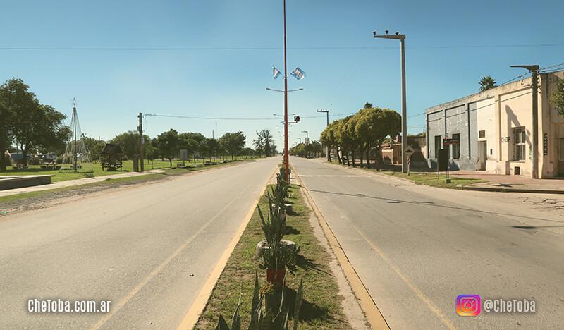 Ruta 17 La Paquita, Córdoba
