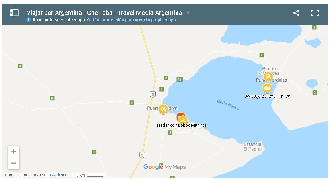 10 motivos para ir en Verano a Puerto Madryn