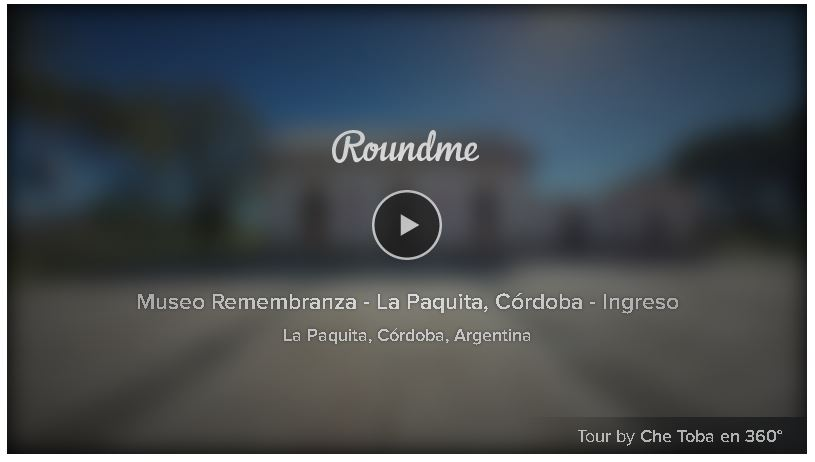El Museo de La Paquita en 360°