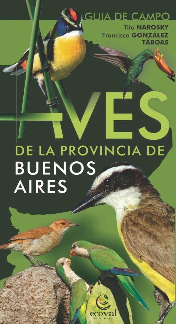 Aves de Buenos Aires Guía de Campo