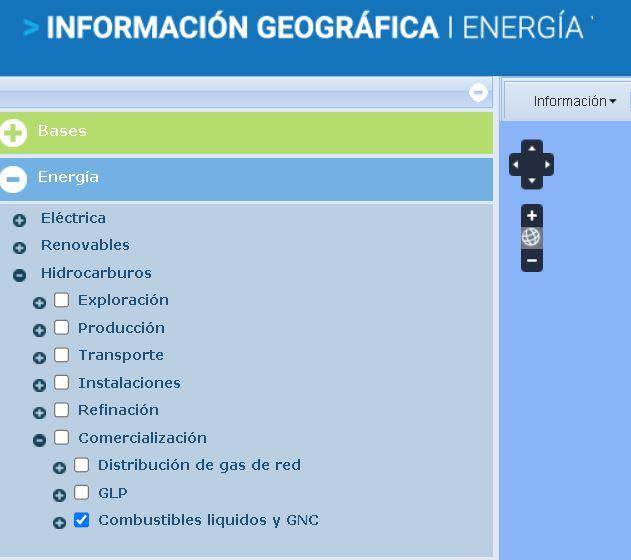 Estaciones de servicio con GNC en Argentina