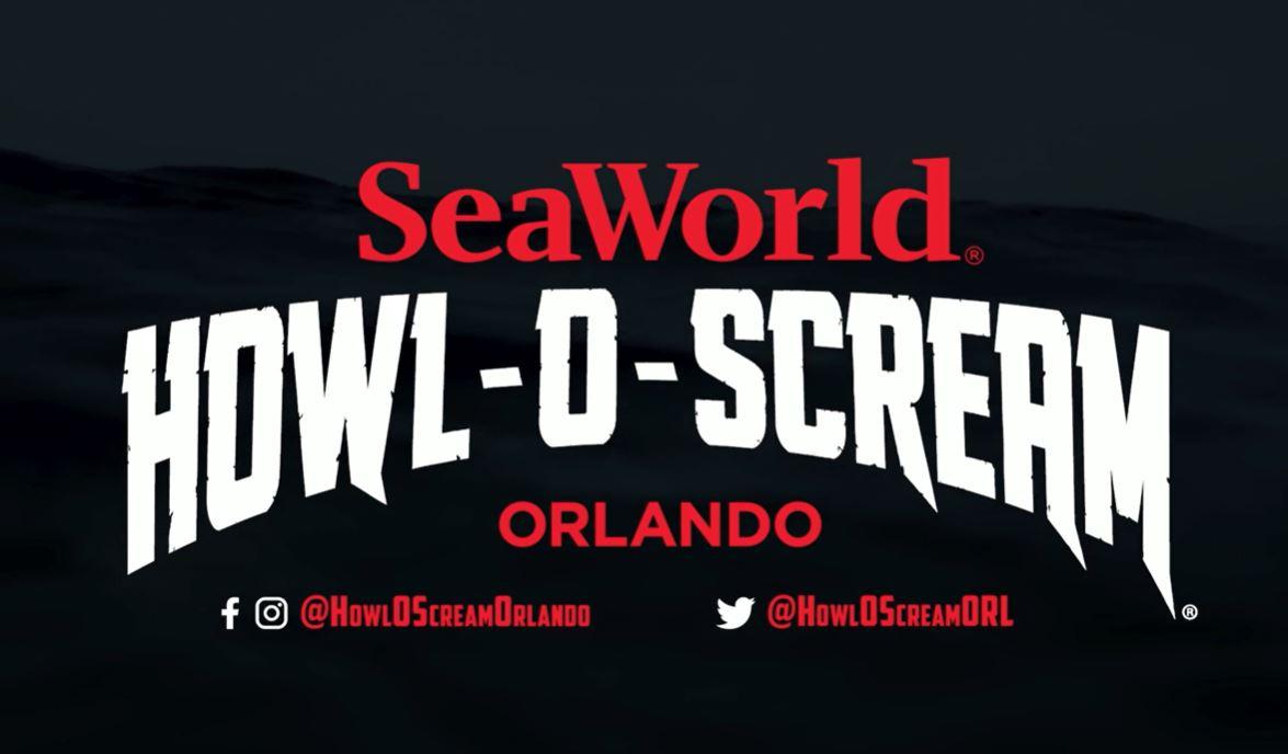 SeaWorld Orldando y 27 noches de terror
