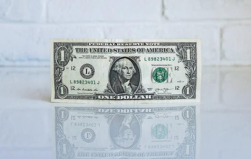 Dólar cara chica