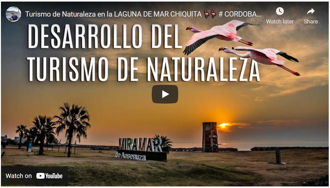 Turismo de Naturaleza Parque Nacional Ansenuza