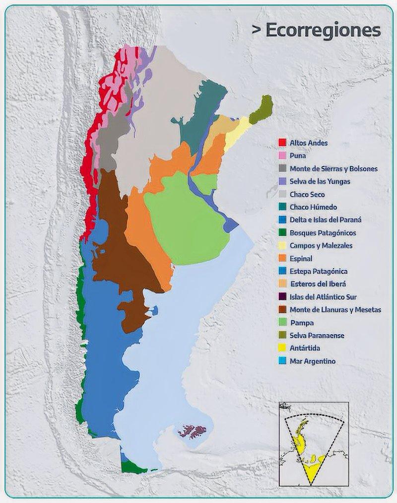 Ecorregiones Argentinas