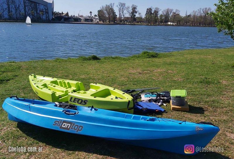 Kayaks desmontables vs. kayaks rígidos