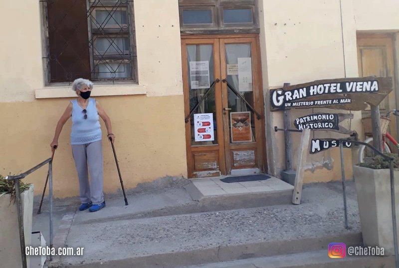 Museo Hotel Viena, Mar Chiquita, Córdoba