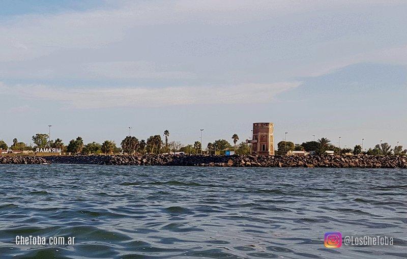 Paseo embarcado Mar Chiquita Córdoba