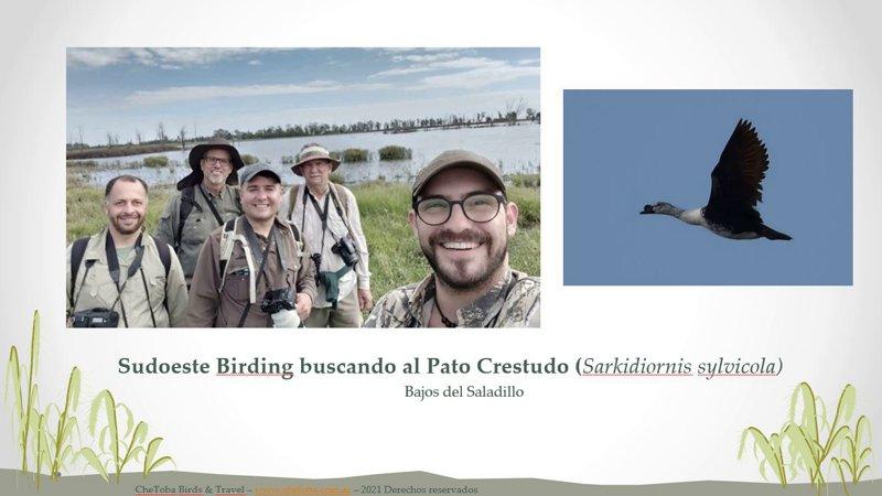 Taller sobre el Turismo de Observación de Aves