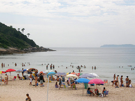 Playa de Quatro Ilhas, Brasil 1