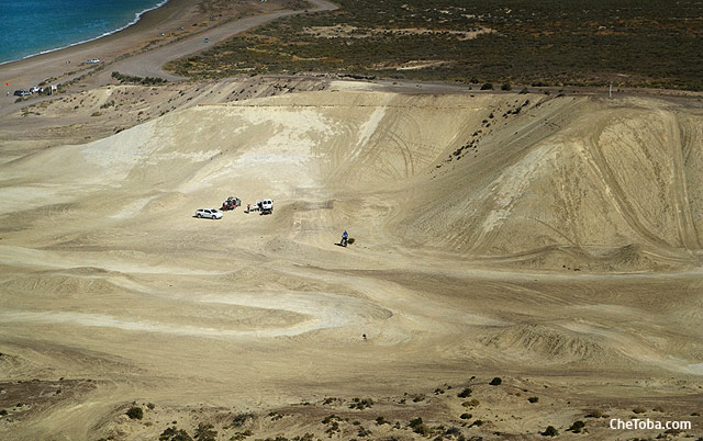 Playas Sur Puerto Madryn