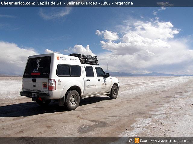 Cuesta de Lipan y Salinas Grandes, Jujuy