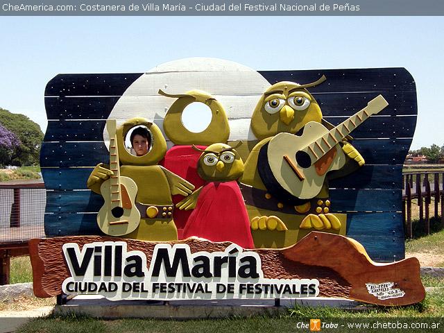 Villa María ciudad del Festival de Peñas