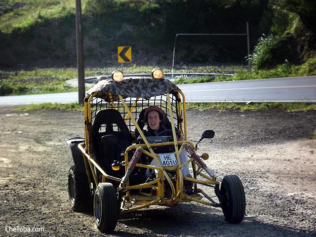 alquiler de karting