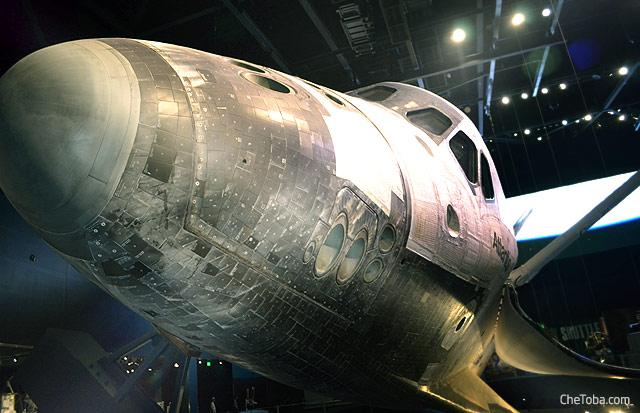 Original Photo Atlantis ISS