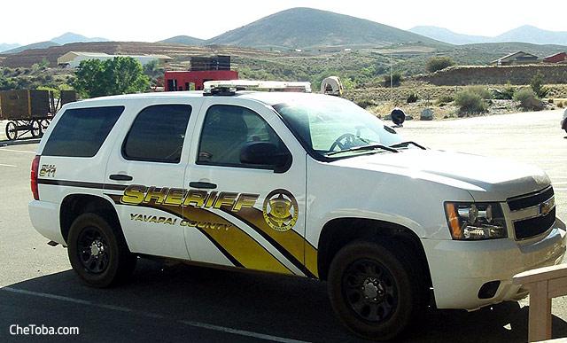 Auto Sheriff EEUU