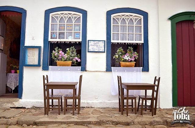Bares y Restaurantes con encanto - Paraty