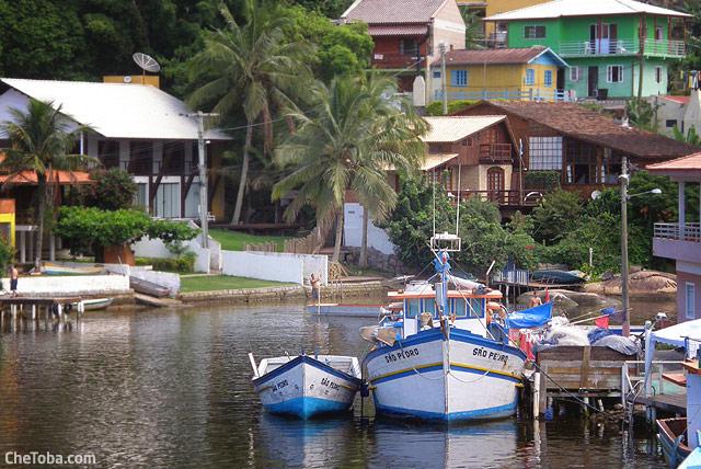 Barra da Lagoa - Floripa