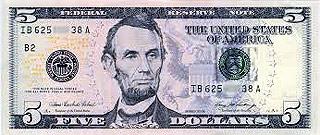 billete-5-dolares