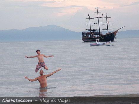 Las mejores playas de Florianópolis 8
