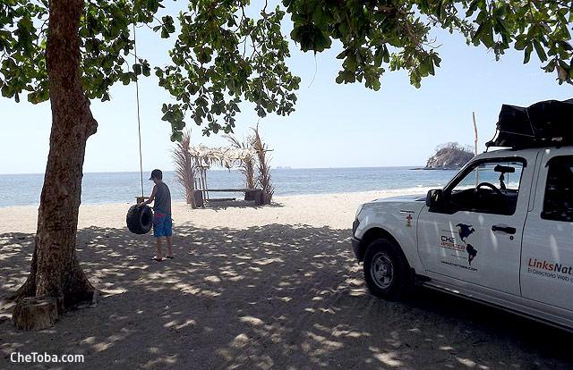 Brasilito Beach Costa Rica