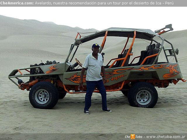 Laguna y Oasis de Huacachina 9