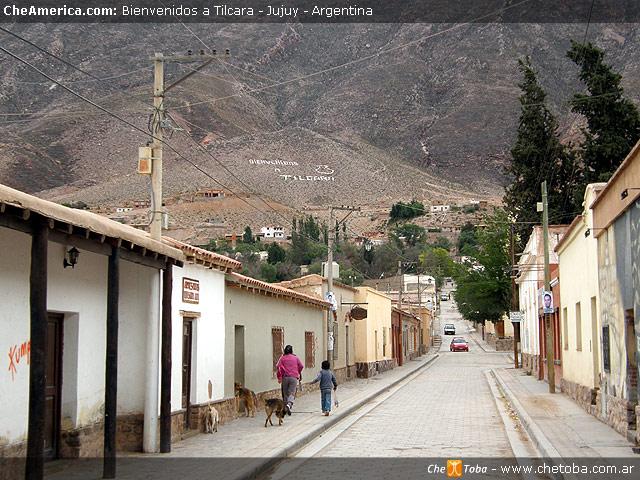 El Pueblo de Tilcara - Jujuy - Argentina