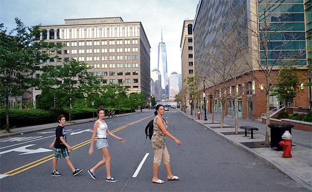 Los CheToba en Nueva York