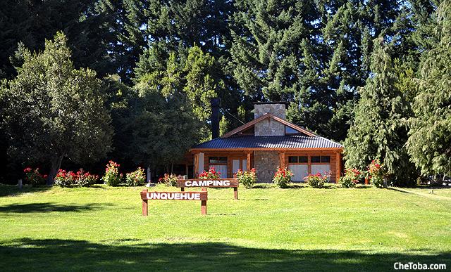 Camping Unqueue Villa La Angostura