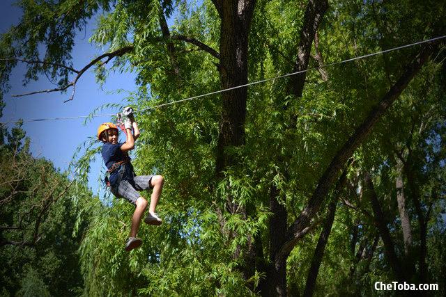 Canopy San Rafael Mendoza