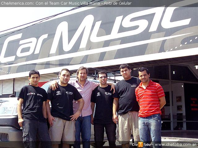 Car Music Villa Maria