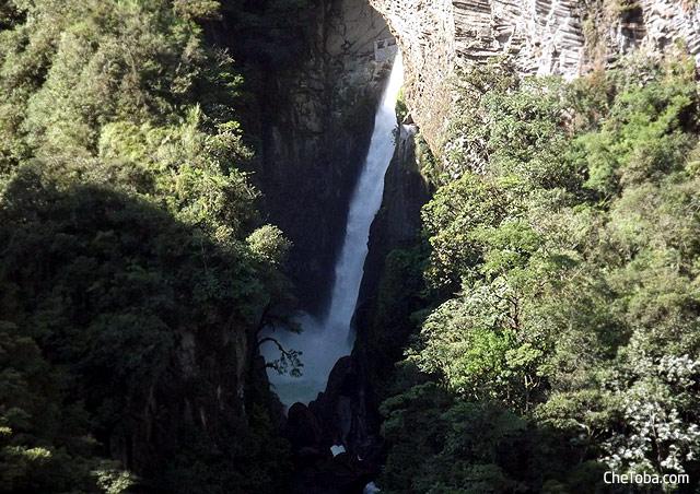 Cascadas Ecuador