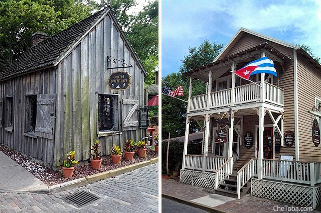Casco Histórico San Agustín Florida