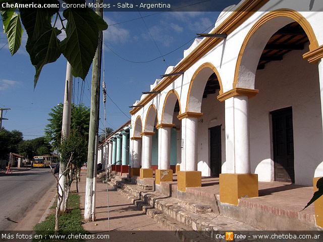Casas en Galería - Coronel Moldes - Salta