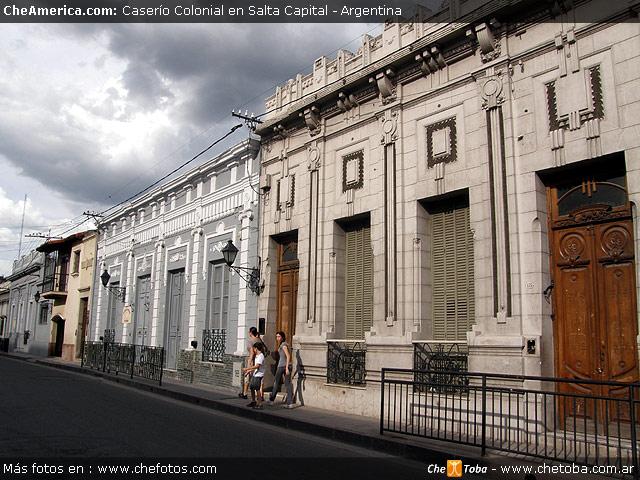 Caserío Colonial en Salta
