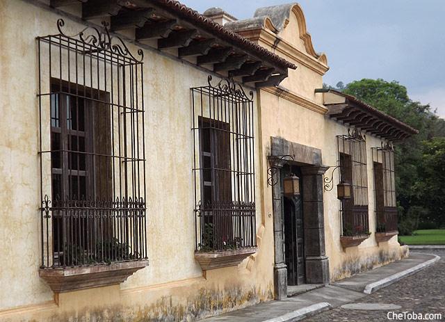 La Casona de Antigua Guatemala