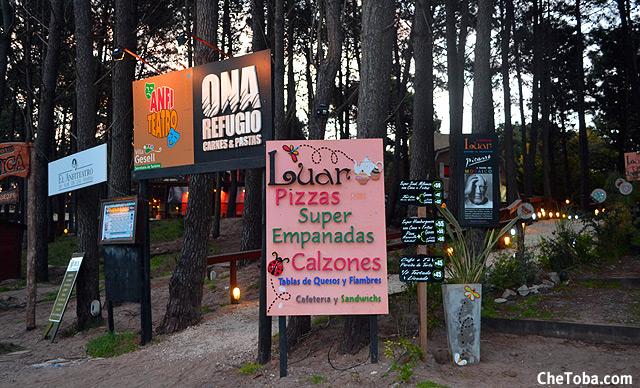 Centro Comercial Mar de las Pampas