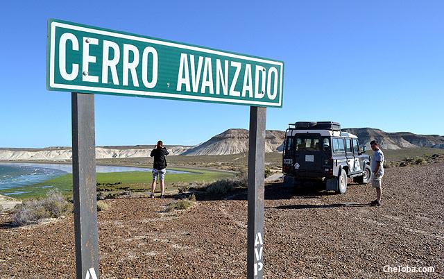 Excursión Cerro Avanzado Puerto Madryn