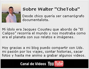 VideoBlog de Viajes