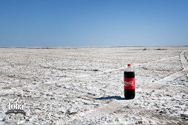 La última Coca Cola en el Desierto
