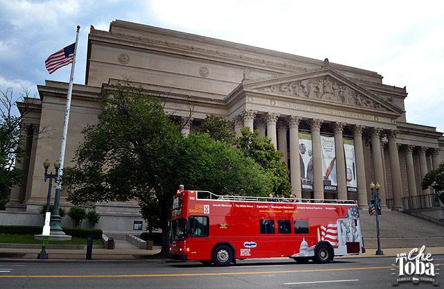 City Tour Bus Washington