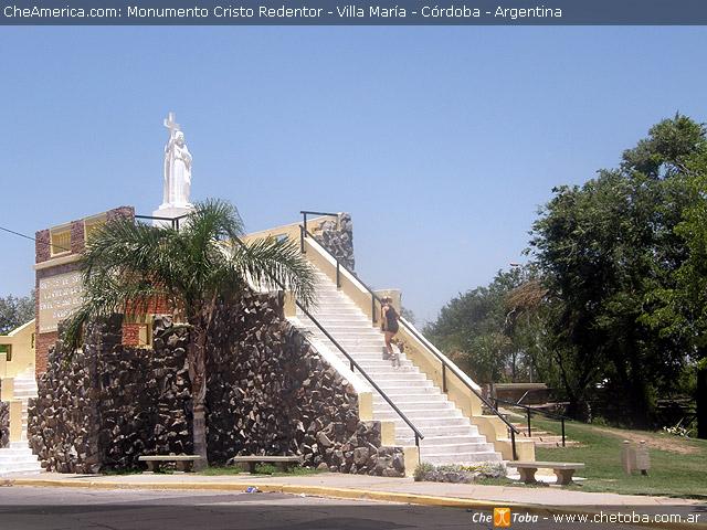 El Cristo Redentor de Villa María