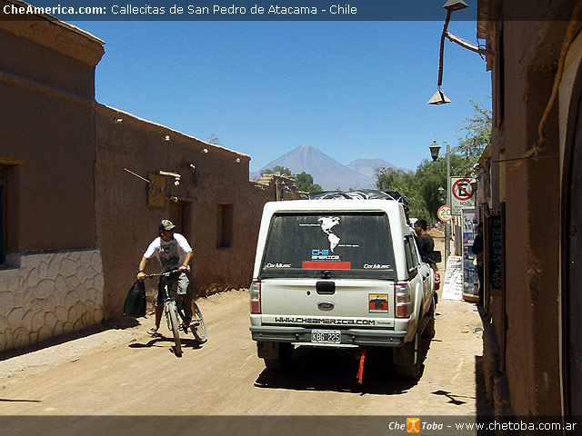 Cómo es San Pedro de Atacama?